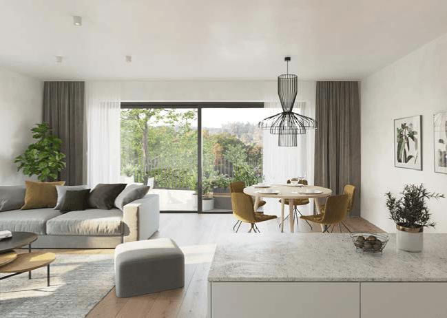 Residentie Philyra - nieuwbouwappartement Borgerwijk